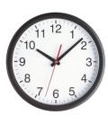 Reloj Cocina Pared 30 cm 981077 HERTER