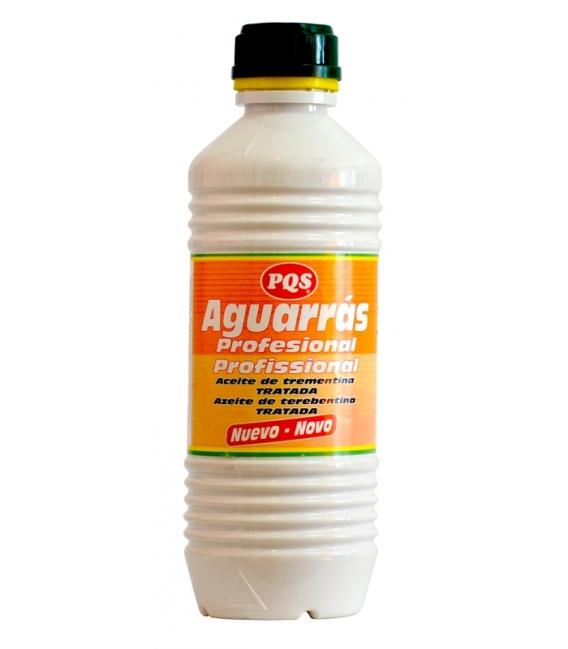 AGUARRAS PURO PROF 500 ML PQS