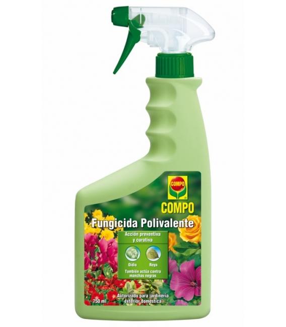 FUNGICIDA PLANT POLIVALENTE COMPO 750 ML