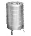Estufa de leña malla aluminio Nº5 THECA