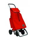 Carro Compra 4 ruedas Pack Termo MF Rojo ROLSER