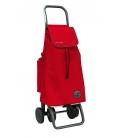 Carro Compra 4 ruedas Plegable Pack Termo MF Rojo ROLSER