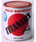 MINIO SINTETICO NARANJA 750 ML