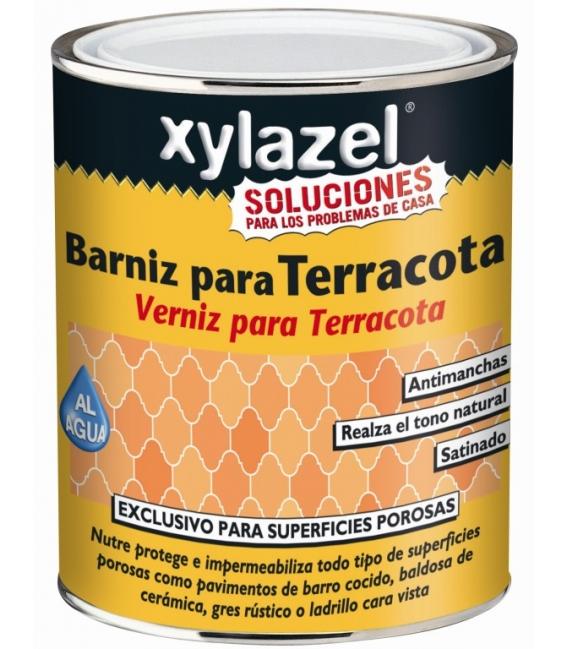 BARNIZ TERRA EXT. INCOLORO 750 ML