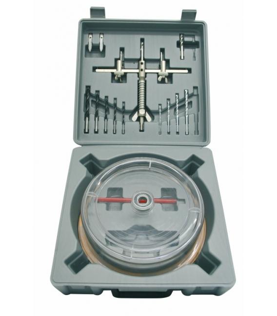 Cortacírculos profesional 40-250mm KIVEC