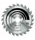 Disco corte 190x2,6x30 mm Widia. BOSCH