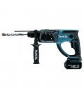 Makita DHR202RME - Martillo Ligero A Bateria 18V Sds-Plus 4,0 Ah Litio-Ion