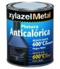 Pintura anticalórica negra 750 ML XYLAZEL