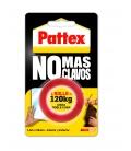 CINTA D CARA 19MMx  1,5MT PATTEX ROJA