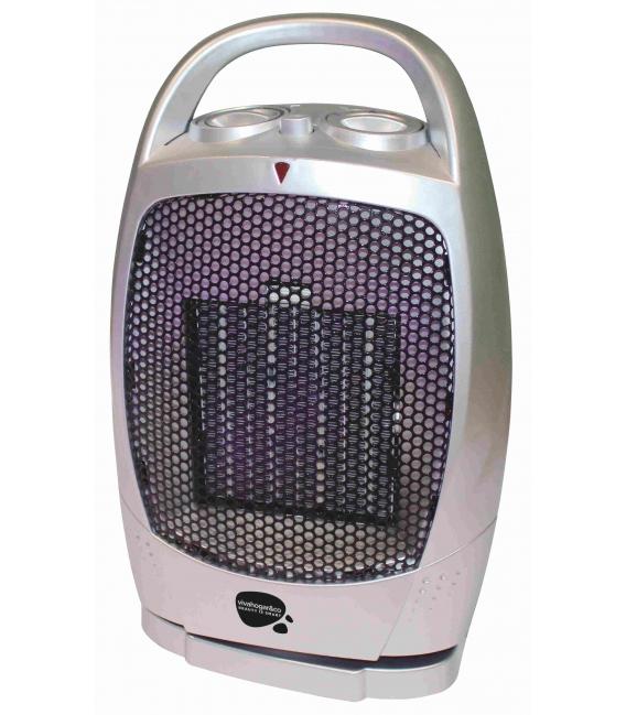 Calefactor cerámico vertical VIVAHOGAR&CO