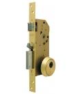 Cerradura Seguridad Madera Embutir 50Mm R200Nt66T Laton 1Punto. TESA
