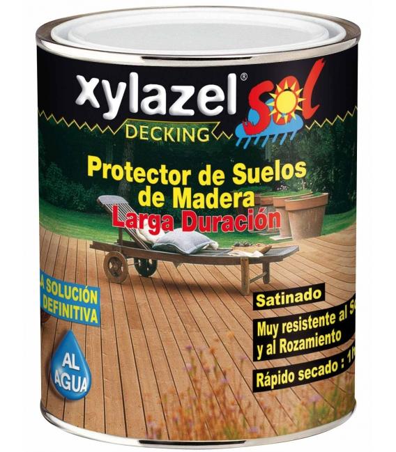 Protector madera exterior 750ml XYLAZEL