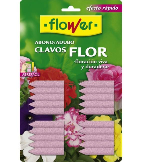 ABONO PLANTAS SOLIDO CLAVOS 10506