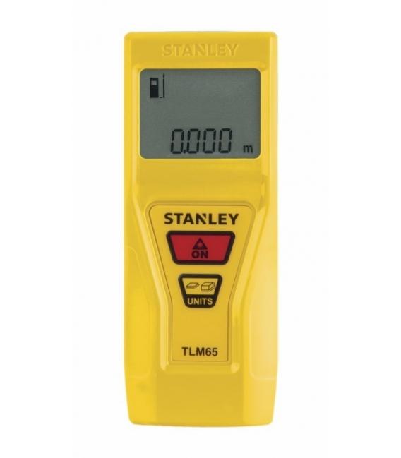 Medidor láser de distancias STANLEY