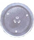 PLATO MICROONDAS 255MM TIPO SANSUMG