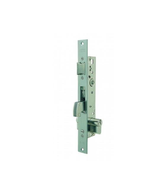 Cerradura Metalica Embutir 25X20Mm 2240203Ai Inox Picaporte/Palanca. TESA