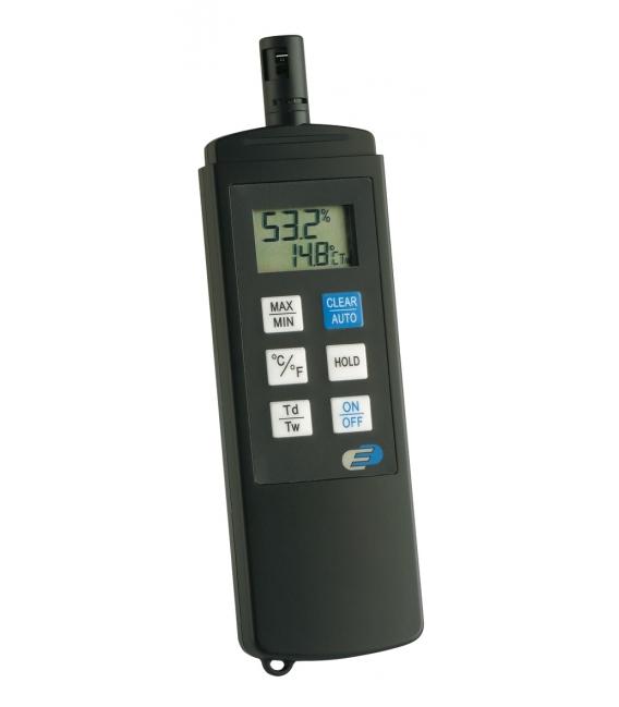 Termómetro medición higrómetro TFA