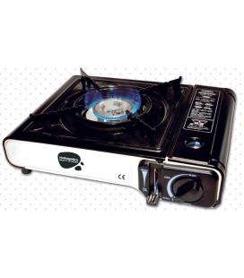 Cocina de gas port til 3 fuegos bricovel for Cocina de gas portatil