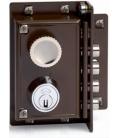 Cerradura seguridad 88x40mm JIS