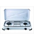 Cocina portátil de gas 2 fuegos