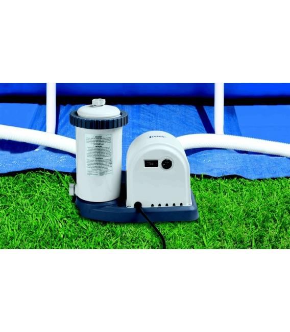 Depuradora filtro cartucho 5.678litros INTEX