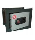 Caja fuerte empotrar 290x370x220mm FAC 102-ES