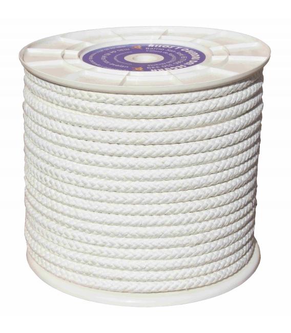 Cuerda trenzada 10mm blanca HYC