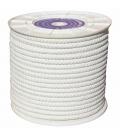Cuerda trenzada 12mm blanca 100 mt. HYC