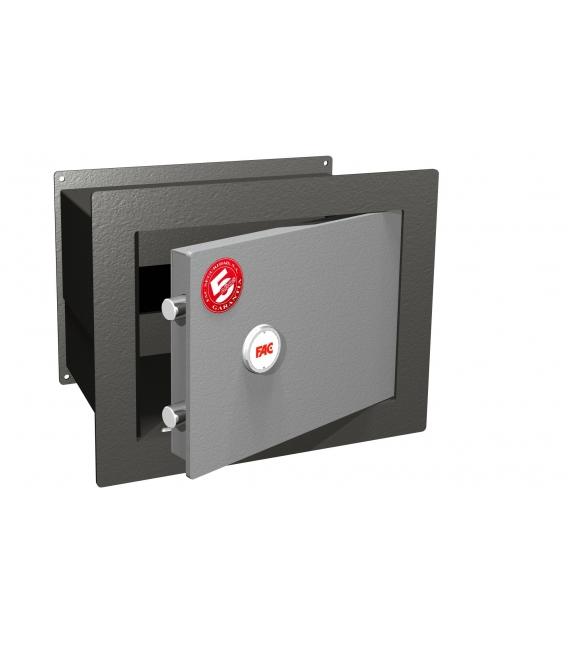 Caja Fuerte Seguridad Empotrar Mecánica 240x350x220Mm. FAC
