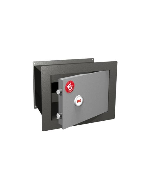 Caja fuerte empotrar 290x370x220mm FAC 102-LL
