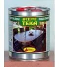 Aceite teca Protector 4 Lt incoloro. PROMADE