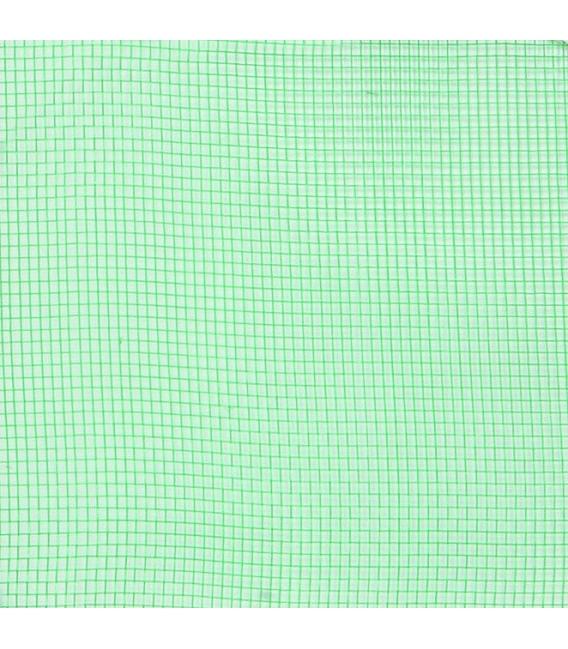 Mallas olivas confeccionada 5X10MT Verde. HYC