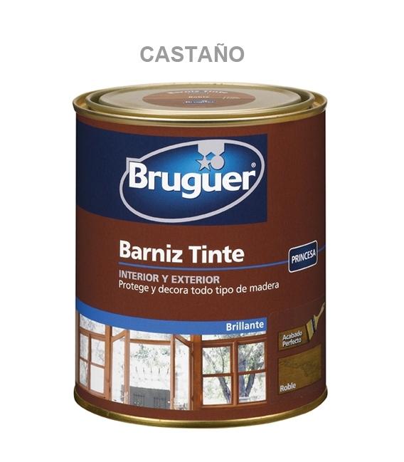 BARNIZ BRI. INT EXT CASTAÑO 750 ML