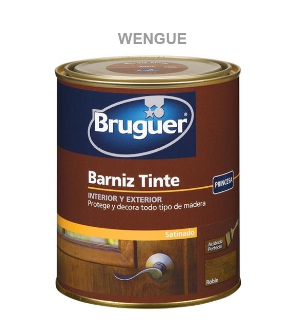 BARNIZ SAT. INT EXT WENGUE 250 ML