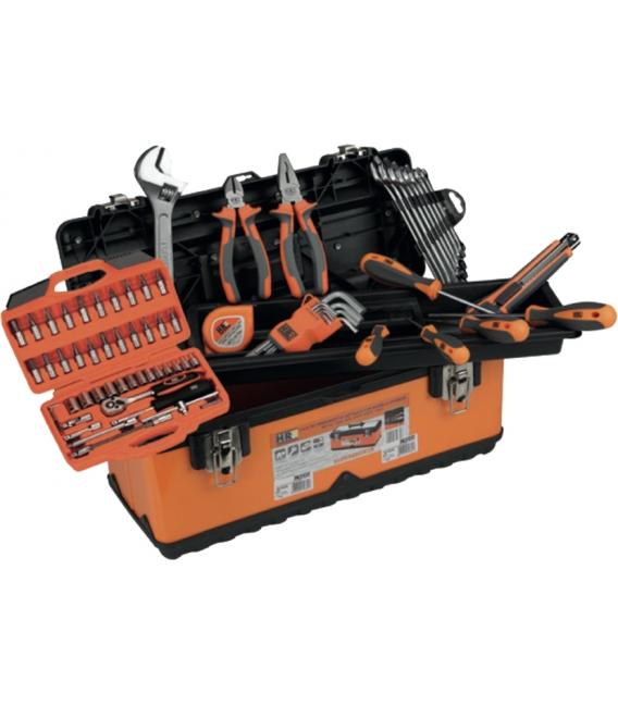 Caja de herramientas metálica HR