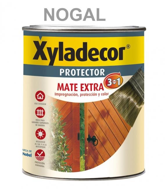Protector para madera NOGAL 5 LT