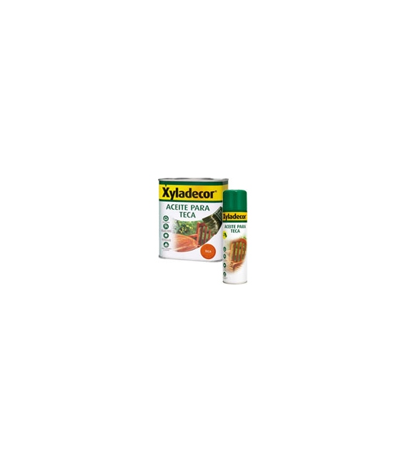 Aceite protector incoloro 5 LT. XYLADECOR