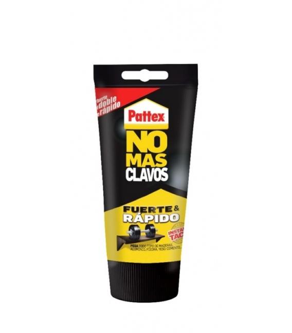 Adhesivo de montaje NO + CLAVOS. Pattex