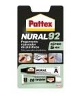 Adhesivo NURAL-92 plásticos PATTEX