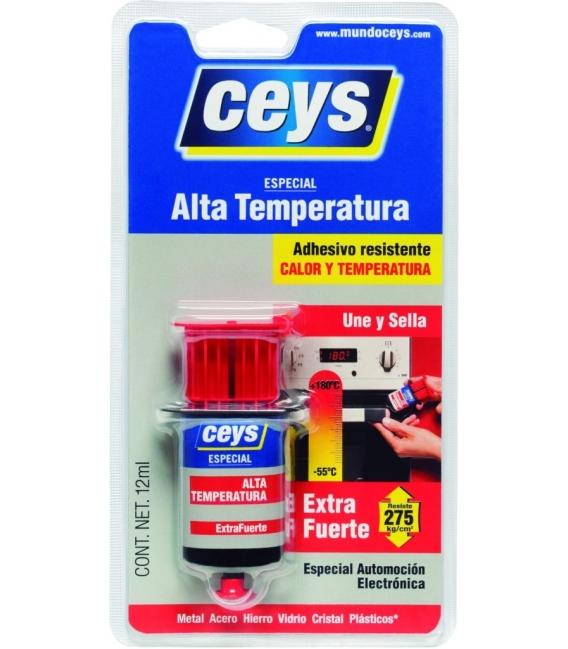 Adhesivo altas temperaturas. CEYS