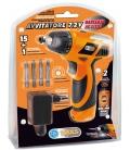 Atornillador bateria PG-72V. PG TOOLS