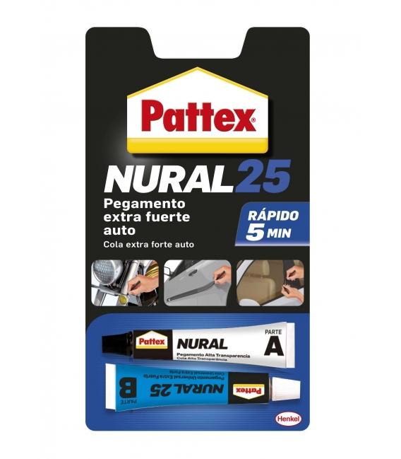 Adhesivo NURAL-25 rápido. PATTEX