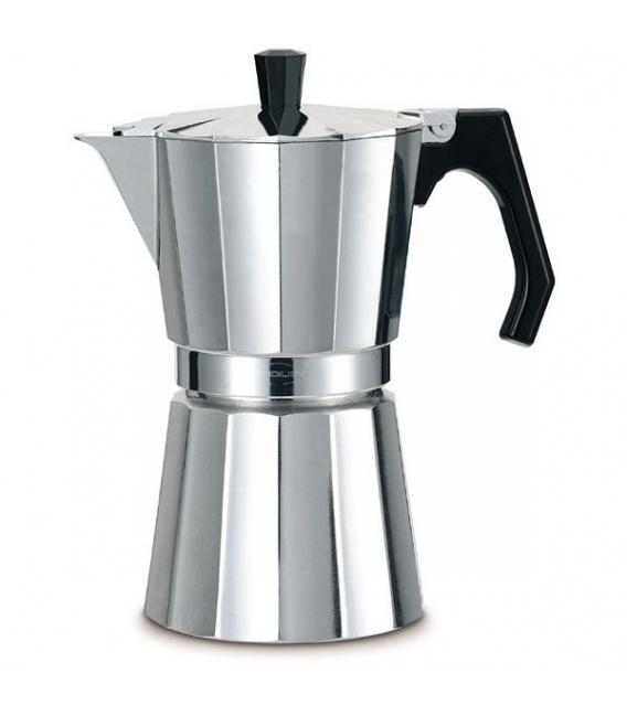 Cafetera aluminio OROLEY