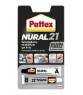 Adhesivo NURAL-21 soldadura en frío. PATTEX