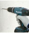 Taladro atornillador  a batería MAKITA DHP453RFE