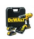 Taladro percutor a batería DEWALT DCD776C3-QW