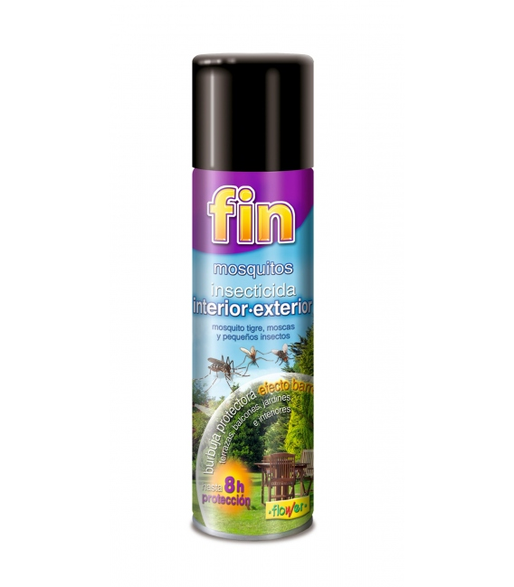 INSECTICIDA MOSQ CONC. FLOWER 650 ML