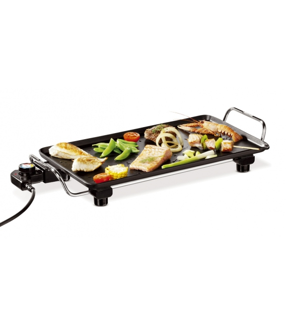 Plancha eléctrica 2000W 260x460mm PRINCESS