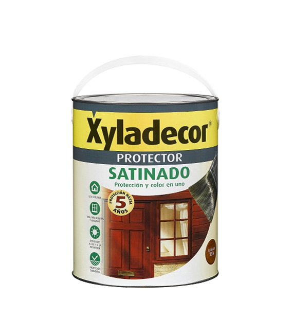 Protector Preparación madera 2,5 Lt roble Interior/Exterior. XYLADECOR