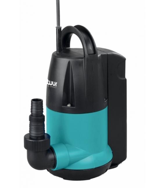 Bomba de agua con flotador incorporado NATUUR